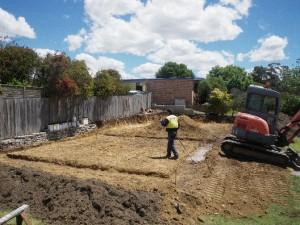131113-2 Finishing excavation