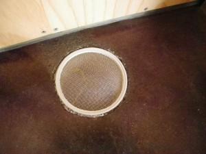 Apr 15, 2014: earth-tempered fresh air intake pipe. Screened inlet under fridge.