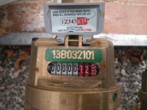 Apr 22, 2014: town water meter
