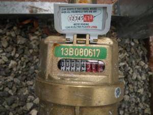 Apr 22, 2014: tank water meter.