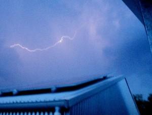 Dec 12, 2014: summer storm