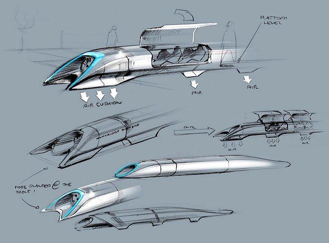 Elon Musk's Hyperloop approaching reality