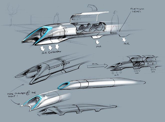 Elon Musk's Hyperloop approaching reality