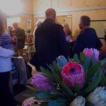 APRil 2015: Party to celebrate the resounding success of our first year.