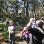 Judith preaching to the choir