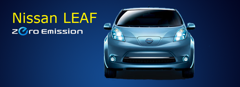 nissan leaf zero emission