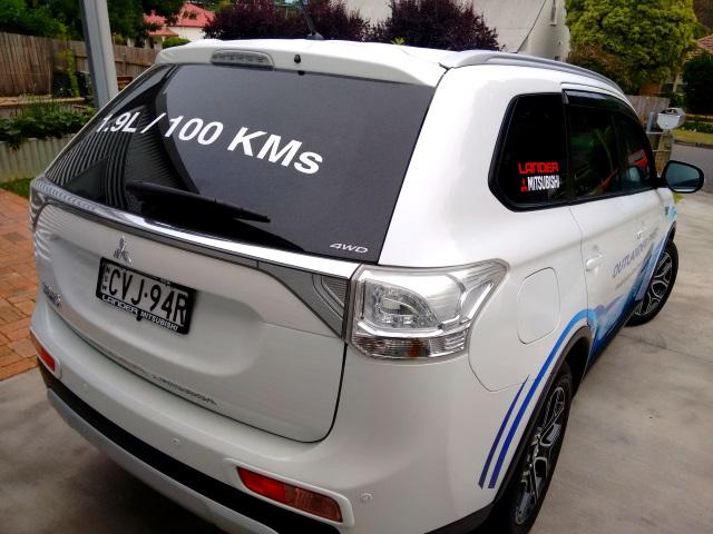 1.9L/100km... an eye-catching but extravagant claim!