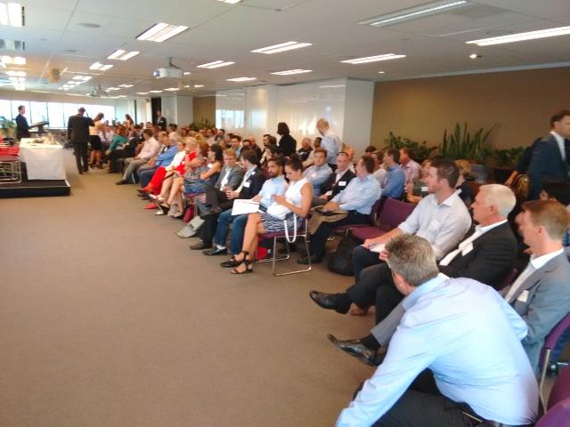 Full house as Transport for NSW calls for Renewable Energy tenders
