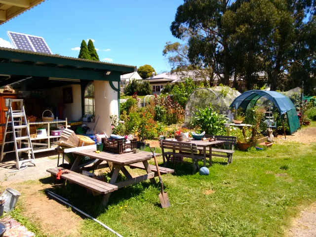 The Community Garden at Moss Vale