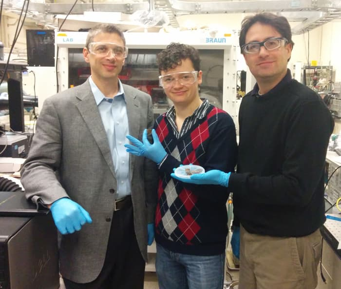 Smug MIT scientists discover they can make electronics out of coal