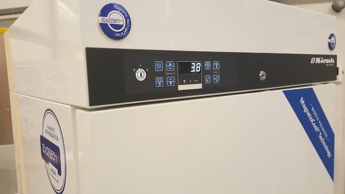 Magnet fridge (Source: Gizmag)