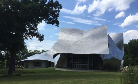 Gehry's Fisher Center for the Performing Arts