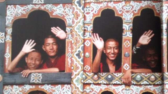 170512 Happy Bhutanese