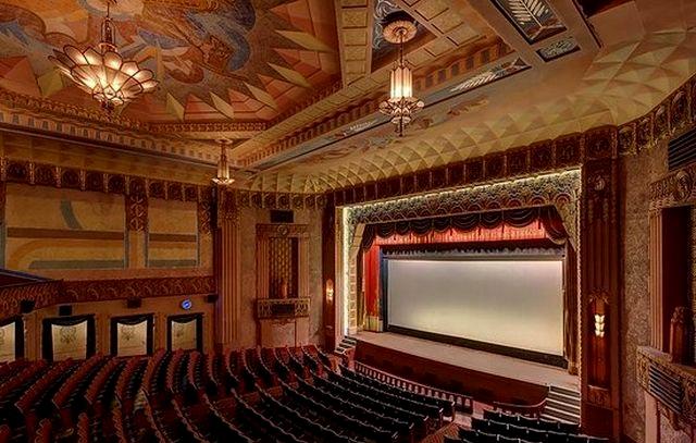 Washoe Theater - a national treasure