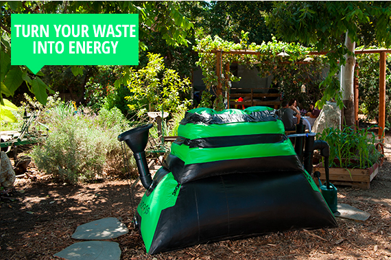 The Home Biogas 2.0 system is currently on sale for AUD$520 plus shipping. (Source: Home Biogas)
