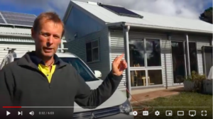 Link to Video Tour of the Greeny Flat for Sustainable House Day 2021